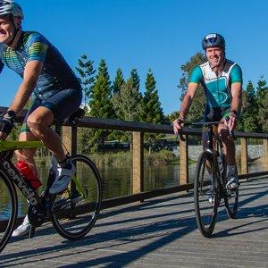 Sunday Ride - Weekly Cycle Training on the Gold Coast