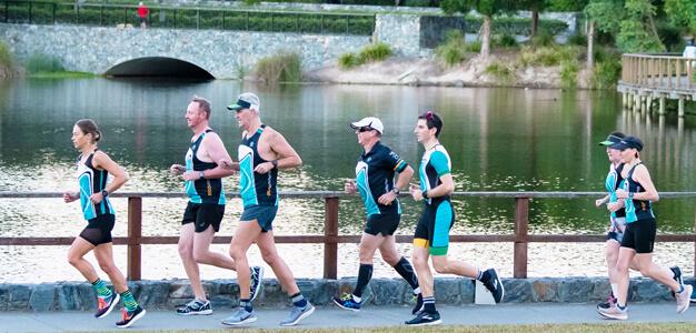 Weekly Run Strength Training on the Gold Coast