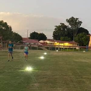Weekly Run Training on the Gold Coast
